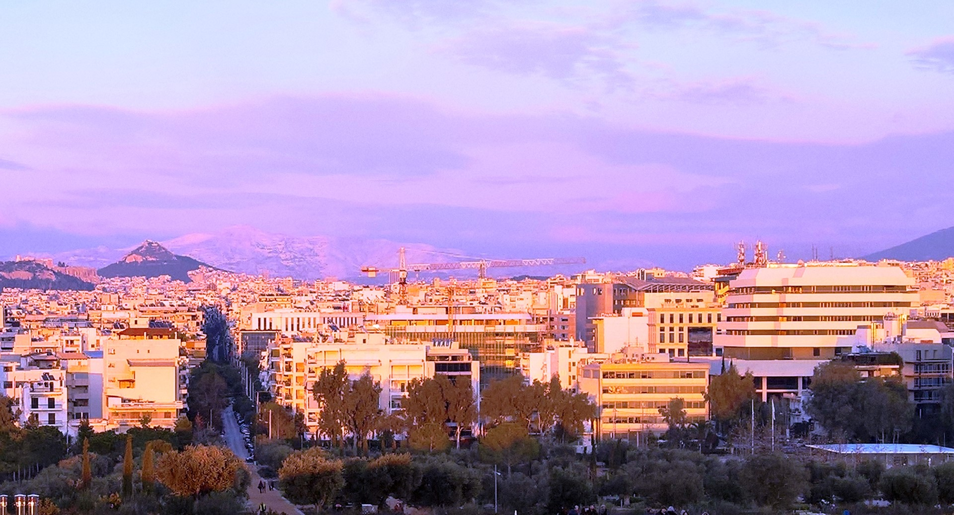 Вилла александра греция