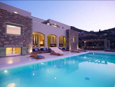 Недвижимость греция динамика